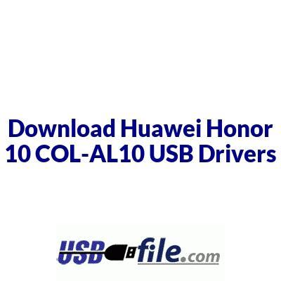 Huawei Honor 10 COL-AL10