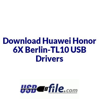 Huawei Honor 6X Berlin-TL10