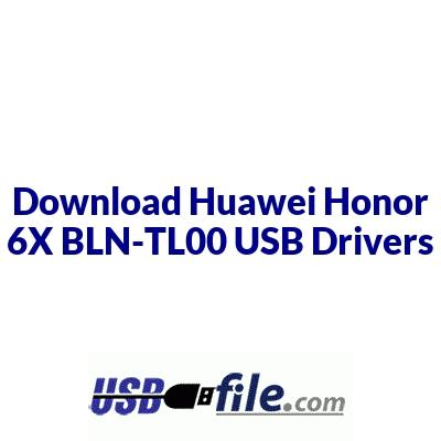Huawei Honor 6X BLN-TL00