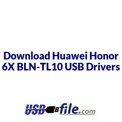 Huawei Honor 6X BLN-TL10