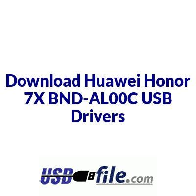 Huawei Honor 7X BND-AL00C