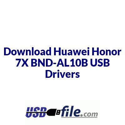 Huawei Honor 7X BND-AL10B