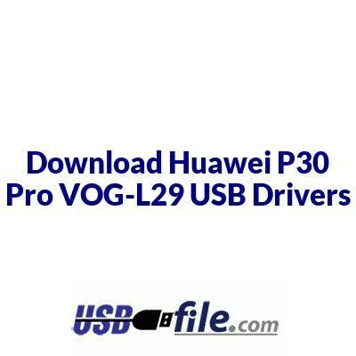 Huawei P30 Pro VOG-L29