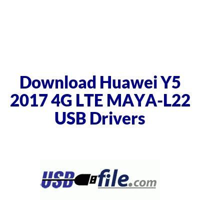 Huawei Y5 2017 4G LTE MAYA-L22