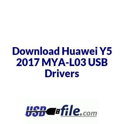 Huawei Y5 2017 MYA-L03