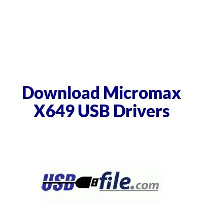 Micromax X649