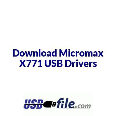 Micromax X771